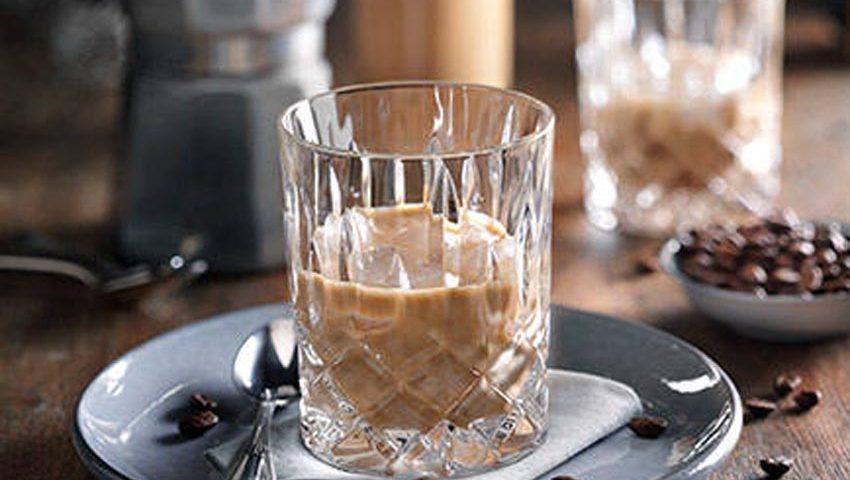 Italienischer cremiger Cappuccino-Likör